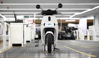 智慧交通領導品牌 Gogoro 選用資通 MES 提升生產「智造」力