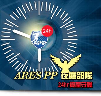 ARES PP 知識文件保護 24 小時守護企業資產