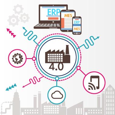 工業 4.0 時代:自動化、智慧化、系統虛實化,就是要智慧製造!