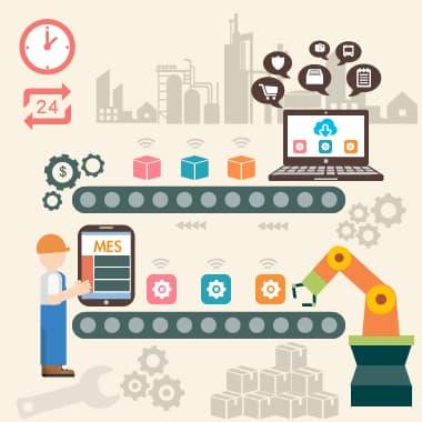 如何打造工業 4.0 智慧工廠,實現智能製造