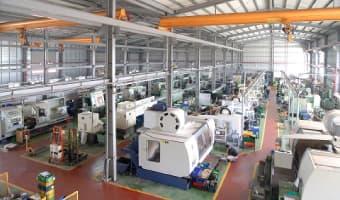世界級機械零件商和頌企業導入資通電腦 ciMes 迎向工業 4.0