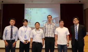 資通 ciMes 參加紡織生產媒合會 提供 5G 遠距製造管理應用