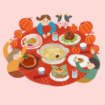 資通電腦新春大主廚 誰是你的菜?